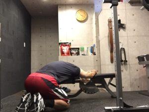 筋肉を大きくするには完全に休む事も必要だと思います