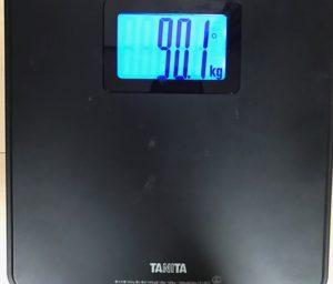 体重に惑わされない