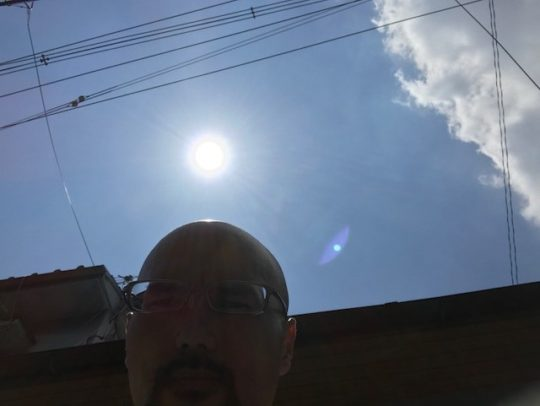 そう言えば考え方や行動が180°変わっている事に気が付いた5回目の日焼けサロン