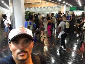 ボディビル大会に出場しました① -2018神奈川オープンボディビル・フィットネス大会-